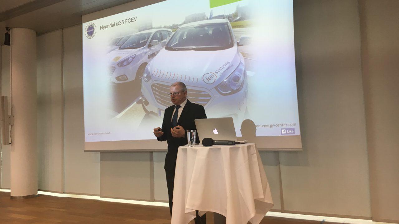 Wasserstoff Problemlöser der Zukunft, Vortrag Linz AG