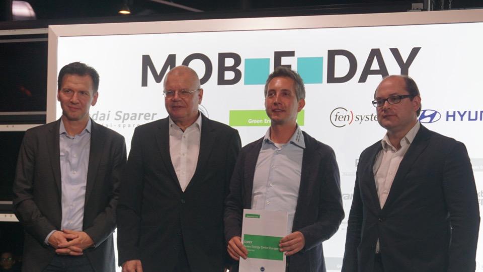 Autohaus Sparer in St.Johann in Tirol ist neuer Codex Partner des Green Energy Centers Europe