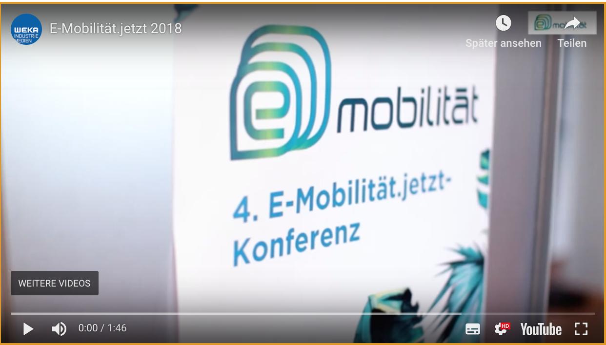 """Wasserstoff-Elektromobilität im Lebensmittel-Güterverkehr"", Vortrag Mag. Ewald Perwög"