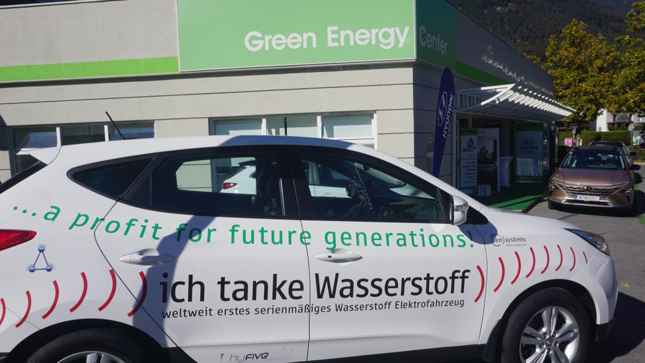 "Info Workshops ""Wasserstoff"" am Green Energy Center Europe, Mi 1. Mai bis Mo. 6. Mai 2019"
